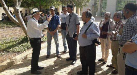 Delegasi Maroko Kunjungi Israel