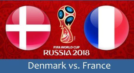 Denmark Cukup Seri Lawan Perancis, Australia Tatap Celah Sempit