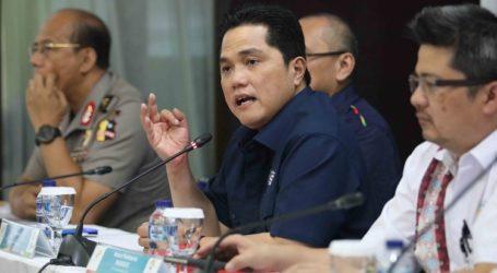 INASGOC: Persiapan Pelaksanaan Asian Games 2018 Sudah 95%