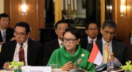 Indonesia Tawarkan Formula 3+1 Perkuat CEAPAD untuk Palestina