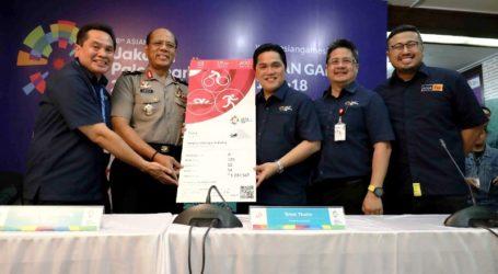 Tiket Asian Games Mulai Dijual Akhir Juni