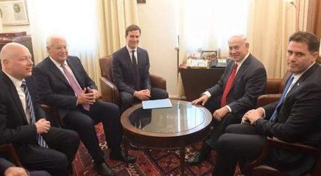 Kushner Bersedia Bekerja Sama dengan Abbas