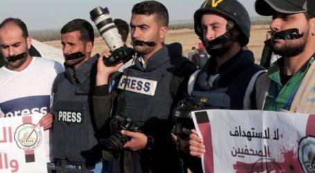 Pemukim Yahudi Serang dan Usir Wartawan TV Al-Jazeera