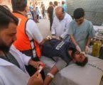 Sedikitnya 206 Warga Palestina Terluka Tembak Tentara Israel