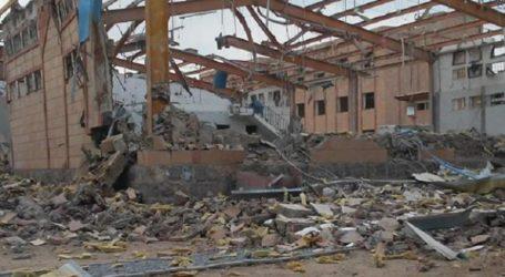 Serangan Saudi di Yaman Hantam Pusat Medis, MSF Hentikan Kegiatan