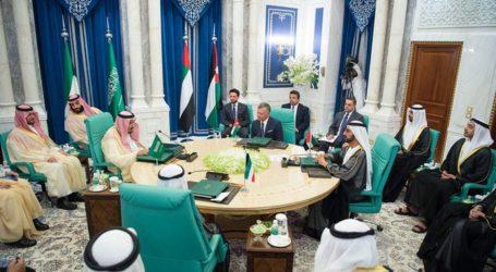 Arab Saudi, Kuwait, dan UEA Sepakati Paket Bantuan AS $ 2,5 Miliar Untuk Yordania
