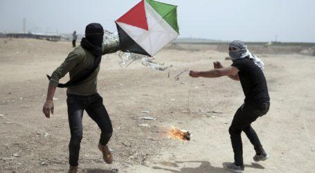 IDF Tuduh Hamas di Balik Serangan Layang-layang dan Balon Gaza
