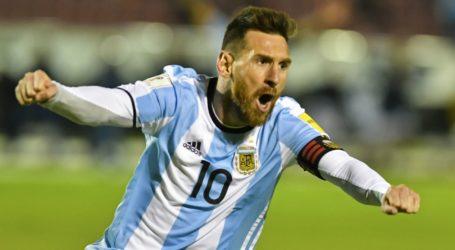 """Pertandingan """"Hidup Mati"""" Grup D Loloskan Argentina"""