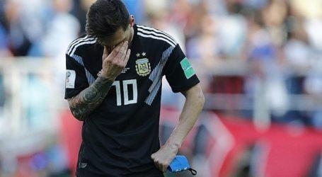 Lieberman: Messi Gagal Eksekusi Penalti Karena Argentina Batalkan Pertandingan Lawan Israel