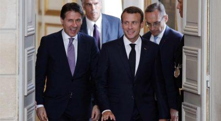 Italia dan Perancis Desak UE Dirikan Pusat Pemrosesan Migran di Afrika