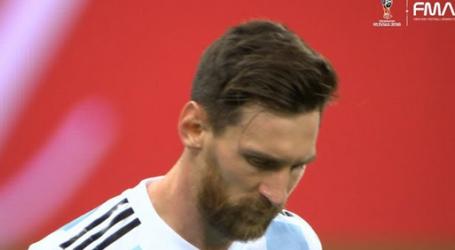 Takluk 0-3 dari Kroasia, Argentina Alami Kekalahan Terbesar di Piala Dunia