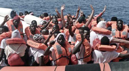 Italia-Malta Bertengkar Tanggung Jawab Penyelamatan 450 Migran di Laut