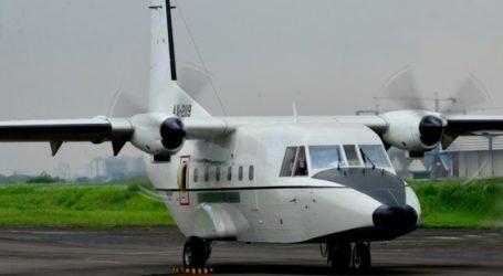PT Dirgantara Indonesia Serahkan Dua Unit Pesawat NC212i kepada AU Filipina