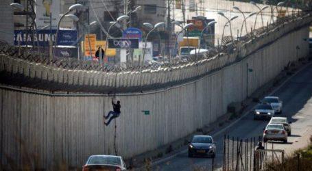 Enam Warga Palestina Ditangkap Dicurigai Rusak Pagar Keamanan Yerusalem