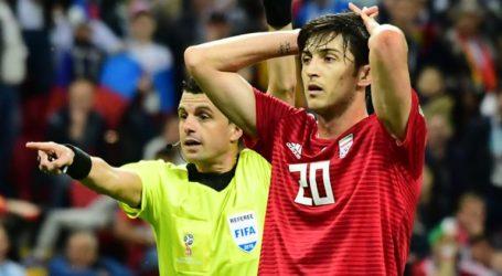 Iran Menyerah kepada Spanyol 0-1