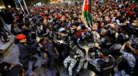 Raja Yordania Panggil Perdana Menteri Terkait Demo Antipemerintah