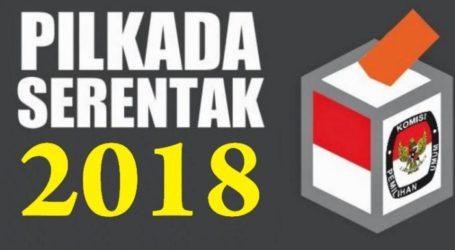 Hasil Perhitungan Cepat Pilkada Serentak 2018 di 17 Provinsi