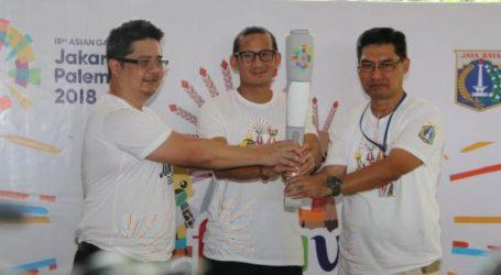 DKI Gelar Festival Jelang Obor Asian Games 2018