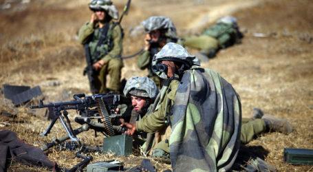 Militer Israel Luncurkan Latihan Kejutan di Dataran Tinggi Golan