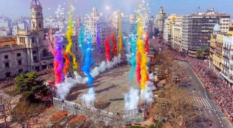 "Boikot Israel, Kota Valencia ""Zona Bebas Apartheid Israel"""
