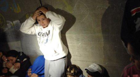 Gaza Serang Balik Israel, Ribuan Warga Yahudi Panik Berlindung