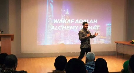 Aplikasi Crowd Funding Berbasis Wakaf Resmi Diluncurkan