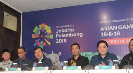 Menpora: Bonus Dibagi Usai Asian Paragames