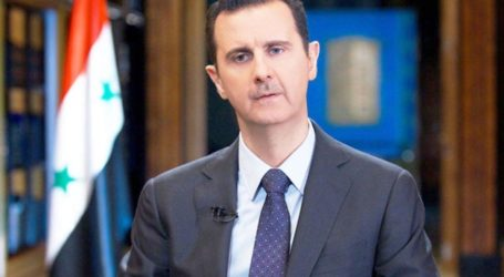 Assad: Inggris, AS, Perancis Sengaja Perpanjang Perang di Suriah