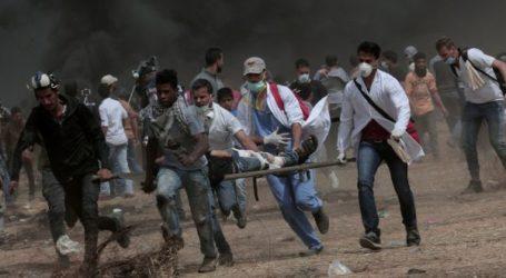 Pasukan Israel Bunuh Empat Warga Palestina di Perbatasan Gaza