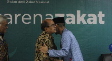 BAZNAS DKI Kuatkan Gerakan Zakat Indonesia