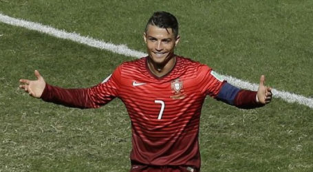 Gol Tunggal Ronaldo Bawa Portugal Kalahkan Maroko 1-0