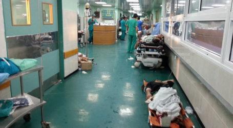 Gaza Kekurangan Tenaga Medis dan Obat-Obatan