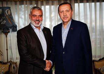 Haniyah Puji Dukungan Turki dan Qatar untuk Palestina