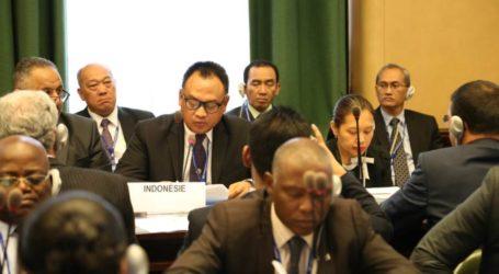 Indonesia Desak ILO Galang Dukungan untuk Palestina
