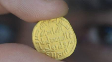 Koin Emas Dinar Islam Tahun 80 H Ditemukan di Bawah Laut Alexandria