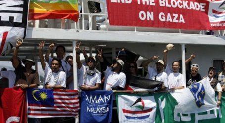 Freedom Flotilla untuk Gaza Sampai Belanda