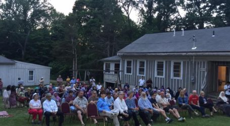 Acara Buka Puasa di Lokasi Pesantren Nusantara Amerika (Oleh: Shamsi Ali, New York)