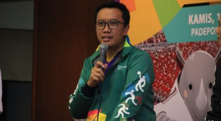 Bonus Rp. 1,5 Miliar untuk Atlet Peraih Medali Emas