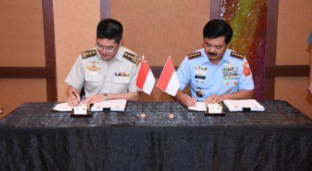 Panglima TNI Pimpin Sidang CARM Indosin HLC Ke-21 di Singapura