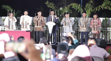 Jokowi Resmikan Fasilitas Pesantren Modern Internasional Dea Malela di Sumbawa Besar