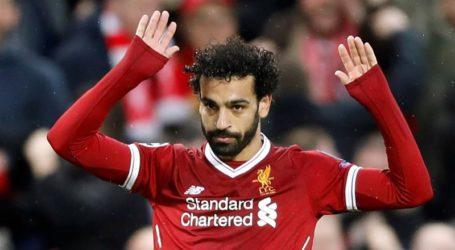 Liverpool Pagari Salah dengan Kontrak Jangka Panjang