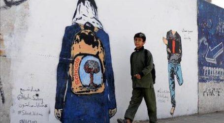 Kuwait Bantu Anak-Anak Yaman AS$ 56 Juta Dolar