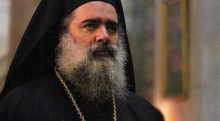 Uskup Agung Palestina : Rakyat Palestina Tidak akan Kibarkan Bendera Putih