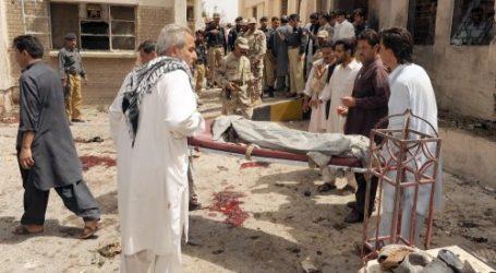 Jumlah Korban Tewas Bom Bunuh Diri di Pakistan Naik Jadi 149 Orang