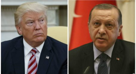 Turki Protes Keputusan Sanksi AS Terhadap Dua Menteri