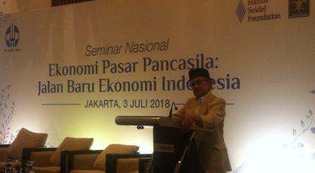 Habibie: Ekonomi Pasar Pancasila Jadi Jalan Baru Ekonomi Indonesia