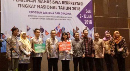 Kemenristekdikti Gelar Pemilihan Mahasiswa Berprestasi Nasional 2018
