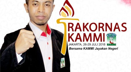 Gelar Rakornas di Jakarta, KAMMI Akan Kawal Pilpres