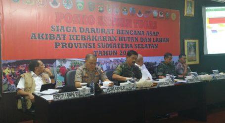 Panglima TNI Optimis Gangguan Asap Dapat Diatasi