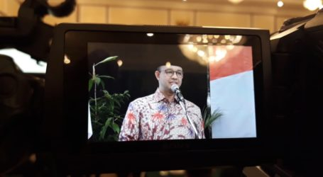 Anies: Kita Akan Menorehkan Sejarah Baru